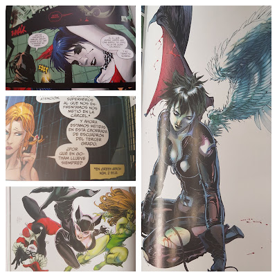 comics, libros, harry potter, dc comics, marvel, deadpool, harley quinn, leyendas nordicas