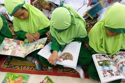 Gerakan Literasi Sekolah di SD