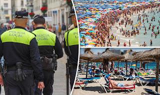 sahte zehirlenme, İngiliz turist, İspanya, food poisoning scam