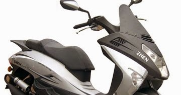 Bike Price Reviews and Dealers Bangladesh: Znen Scooter