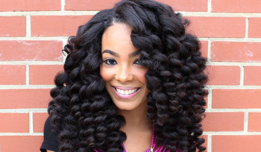 Jaz Jackson Something About Real Natural Hair Extensions