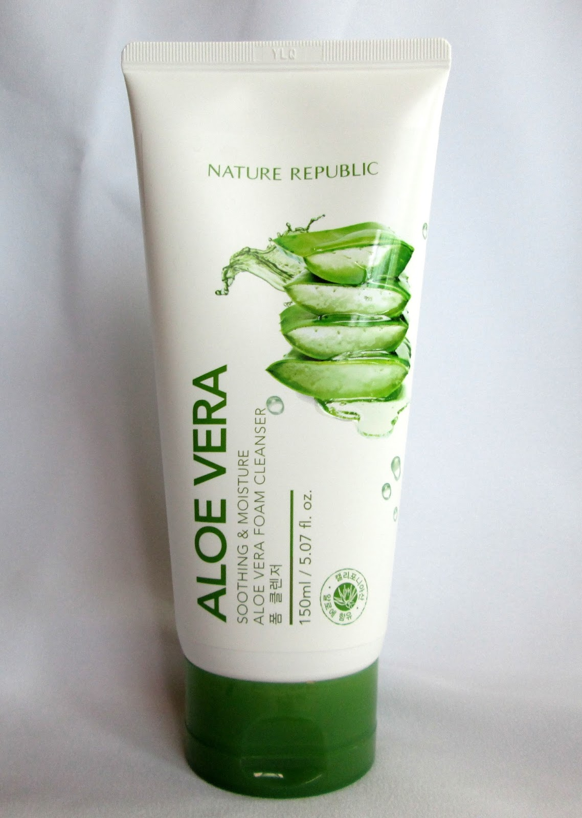 Lucky Citrine Nature Republic Soothing Moisture Aloe