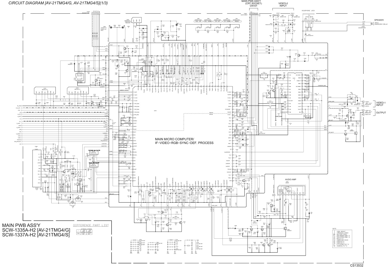 circuit diagram jvc tv the portal and forum of wiring diagram u2022 rh mistelectro com jvc tv circuit diagram jvc tv schematic diagram [ 1600 x 1091 Pixel ]