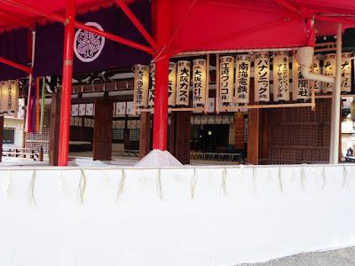 今宮戎神社 拝殿