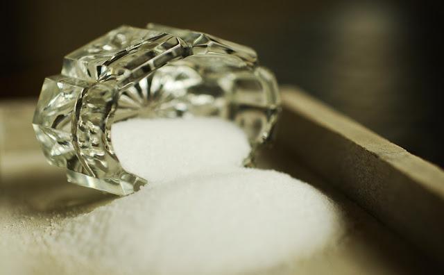 Cara Turun Berat Badan dengan Diet Garam