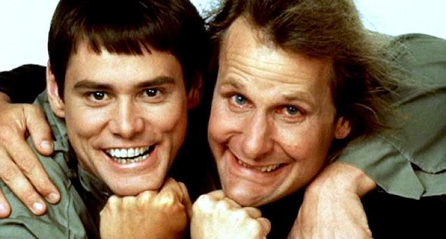 Dumb And Dumber 1994 - Jim Carrey Si Jeff Daniels