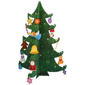 Ёлочки на Новый год своими руками. Мастер-классы и идеи, Как сделать новогоднюю елку своими руками, мастерим елочки вместе с детьми, красивые елки своими руками, http://prazdnichnymir.ru/
