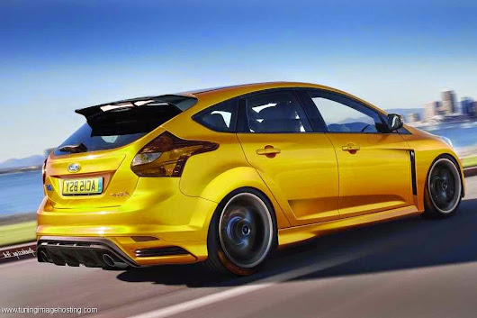 2015 Ford Focus RS Specs and Review