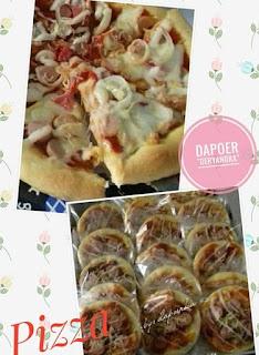 Resepi Pizza Simple dan Sedap