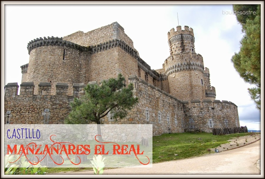 excursión al Castillo de Manzanares