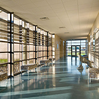 ACEC Recognizes Canine Training Facility Project