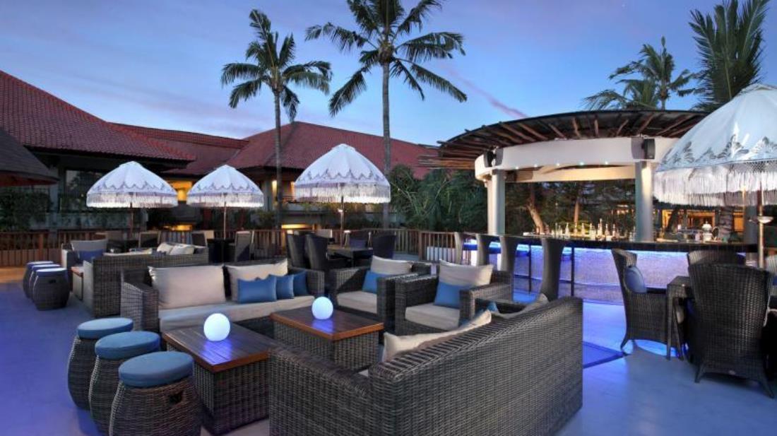 Bali dynasty hotel