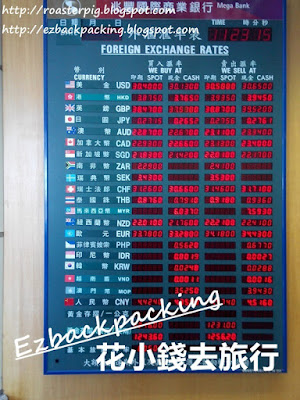兆豐銀行換台幣