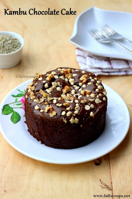 Kambu Chocolate Cake