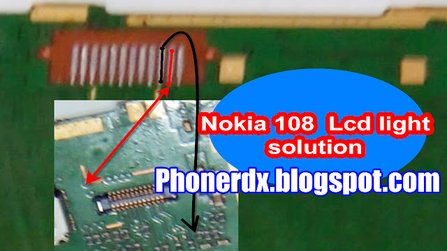Central Download: Nokia 108 LCD Way And Display Light