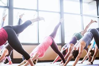 Tubuh Sehat dengan Yoga