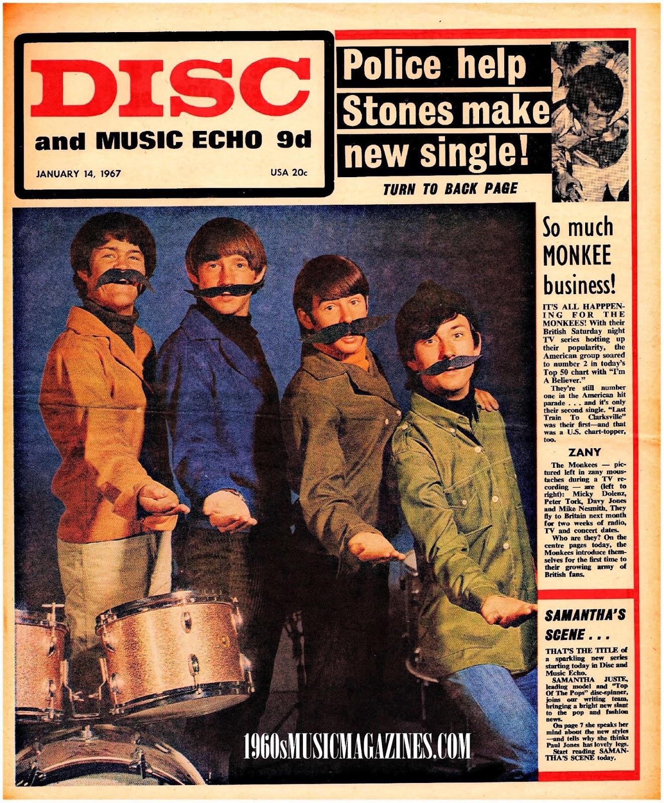 1960s MUSIC MAGAZINES.COM