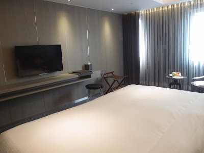 有园饭店executive room