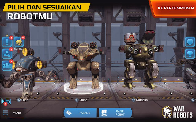 War Robots [Mod] Apk Data And All Premium Features