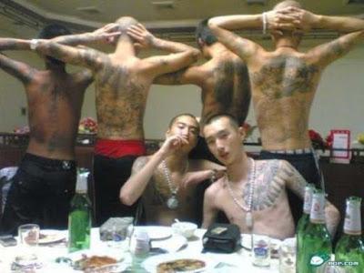triads 2 Top 10 Biggest Mafias Around the world