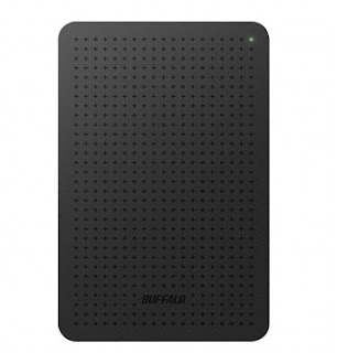 Buffalo HDD 1TB USB3.0 portable for Rs.3699 at Ebay (Lowest Online Price)
