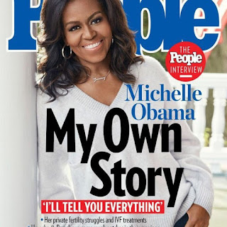 Michelle Obama admits her marriage is not perfect