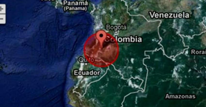 TEMBLOR EN COLOMBIA de 4.6 grados (Hoy Sábado 29 Abril 2017) Sismo Terremoto EPICENTRO Ginebra - Valle del Cauca - Cali - En Vivo Twitter - Facebook - USGS