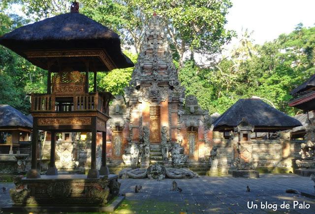 Pura Dalem Agung, Ubud