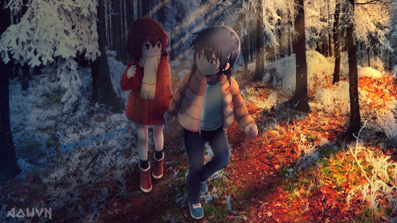 035 AowVN.org m - [ Hình Nền Anime ] cực ảo diệu từ MS INSANITY | Wallpaper