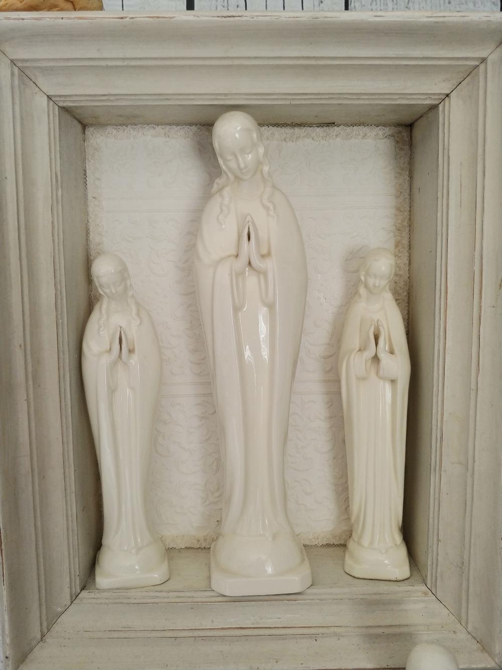 Madonna figurine