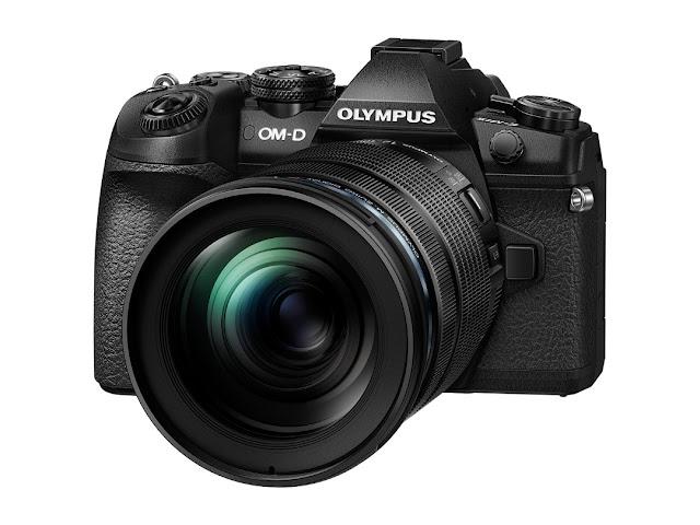 Olympus Om-D E-M1 Mk II con il 12-40mm PRO
