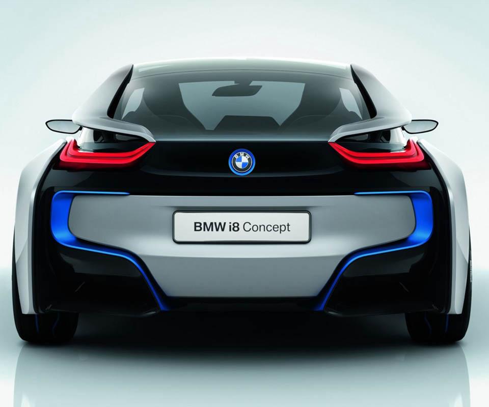 Sport Cars: BMW I8 2012 Good Car