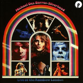 Silverhead's Live at the Rainbow London