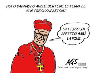 Bagnasco, Bertone, utero in affitto, attico, famiglia tradizionale, vignetta, satira