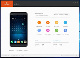 Xiaomi Mi 6 English Version PC Suite Free Download