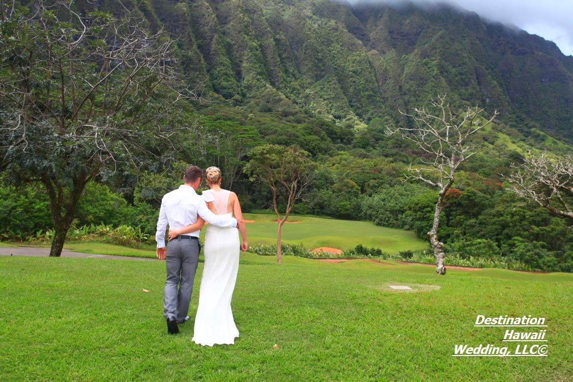 Posted By Destinationwedddinghawaii One Stop Ping For Hawaii Beach Weddings Resort Garden And Golf Course