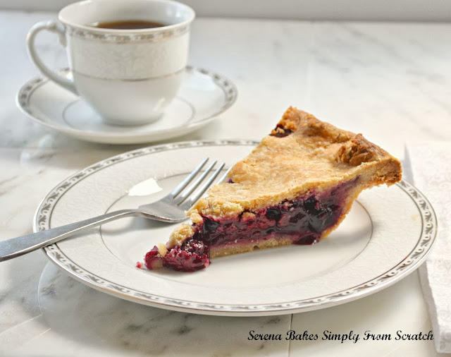 Very Berry Pie a summertime favorite!
