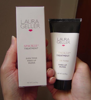 Laura Geller Spackle Treatment Even Tone Make-Up Primer Review