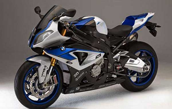 2017 New BMW HP4 Concepts and Performance