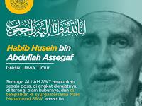 Innalillahi Majlis Nurul Musthofa Berduka Cita Atas Meninggalnya Habib Husein bin Abdullah Assegaf Gresik