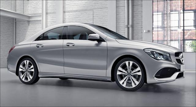 Mercedes CLA 200 2019