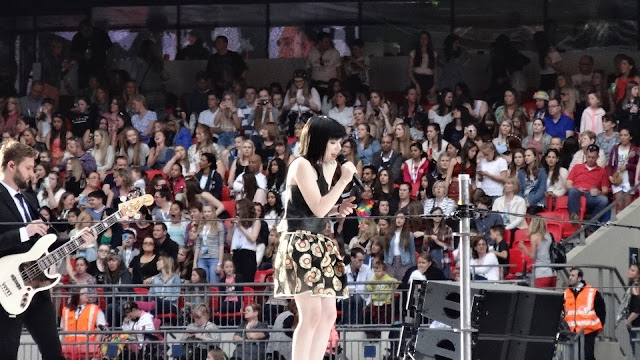 Carly Rae Jepson at Capital's Summertime Ball