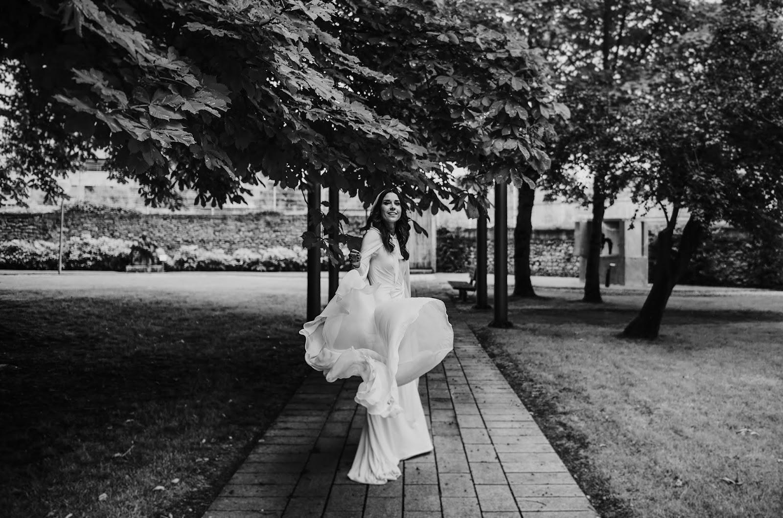 MODERN AND MINIMAL WEDDING