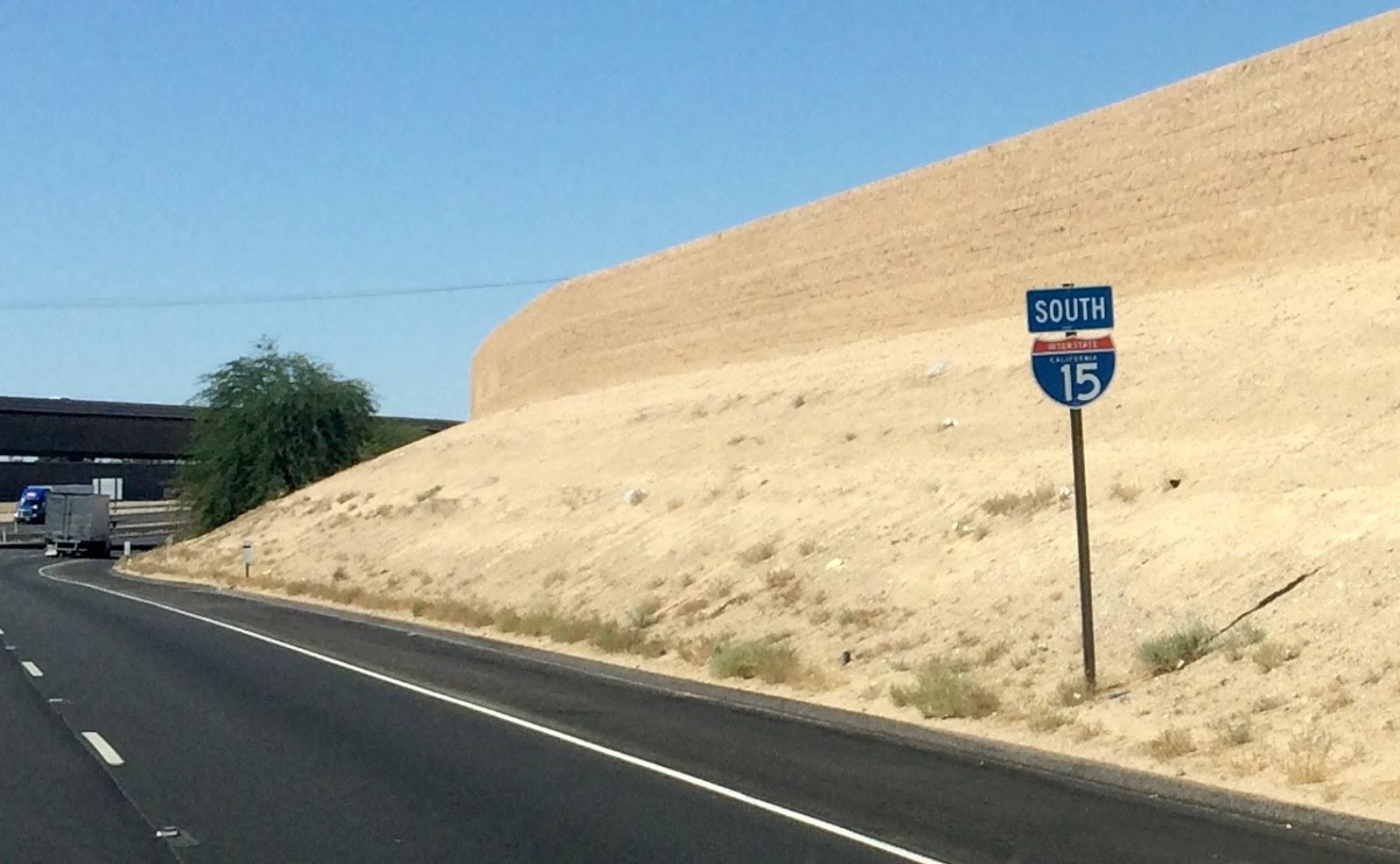 Senior RV Adventure: I-15 Corridor Between Las Vegas and Los Angeles