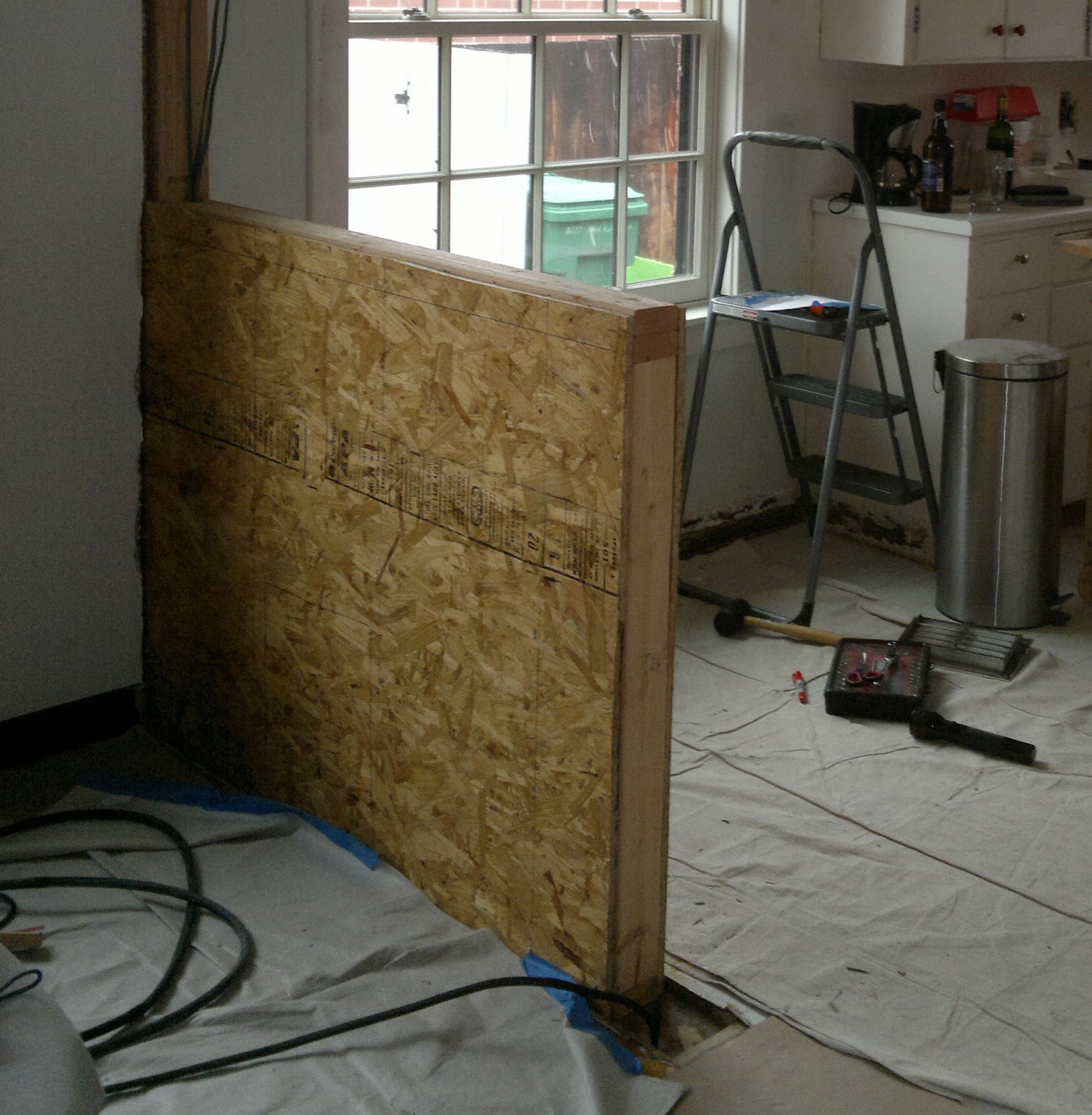 How To Build A Sturdy Half Wall