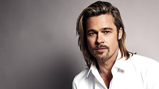 Actor Brad Pitt sexiest male celebrities