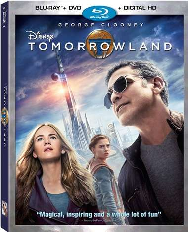 El mundo del mañana (2015) HD 1080p Latino