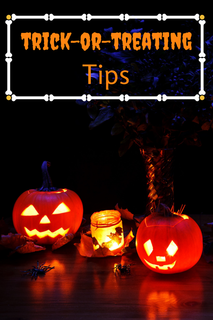 Trick or Treating Tips for Halloween