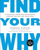 Find Your Why by Simon Sinek, Start With Why, non-fiction, business, self-help, winter reading list