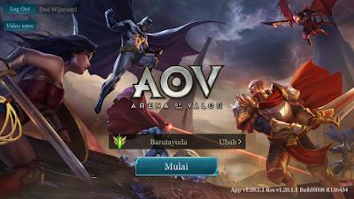 Garena AOV - Arena of Valor Apk latest Version